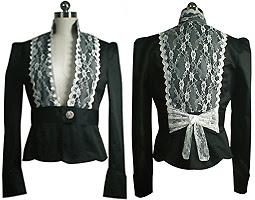 vintage style jacket