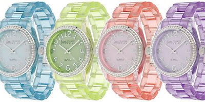 Techno-Color Sport Link Watch