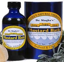 Dr Singha's Mustard Bath