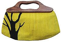 bright clutch purse