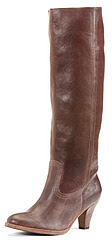 Brown Tina Campus Frye Boots