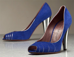Jean-Michel Cazabat Clarissa Peep Toe Shoes