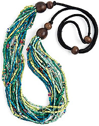 Zulugrass Beaded Necklace