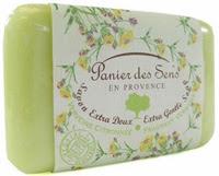 Panier des Sens Verbena Shea Butter Soap