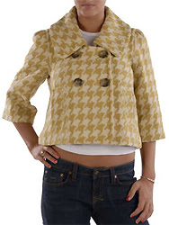 Priorities Tweed Cropped Jacket