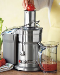 commercial-quality juice extractor