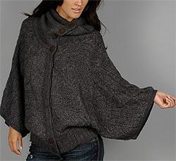 La Rok Kimono Sweater Jacket