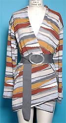 Missoni Sport Panakea Wrap Sweater