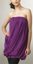 Elizabeth & James Strapless Dress