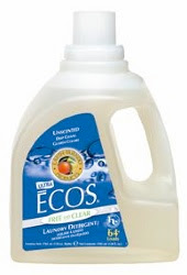 Earth Friendly Free & Clear Laundry Detergent