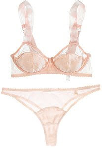 Stella McCartney bra pantie set