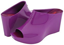 purple Cesare Paciotti Jelly Plateau 30000