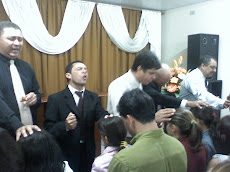 Culto Campanha Igreja Maravilhas de Jesus Quinta 12/06/08
