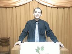 Pregador  Caraíbas Dia 15/06/08 Ozeias Silva