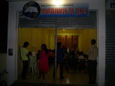 Igreja Maravilhas de Jesus PEDRA