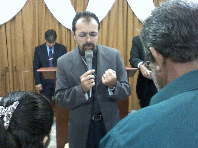 Culto de Missões Igreja Maravilhas de Jesus, Preletor Pr.Osvaldo Ig.Episcopal Carismática do Brasil