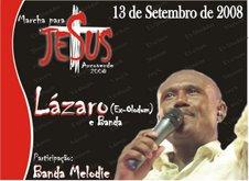 Marcha para Jesus Arcoverde PE