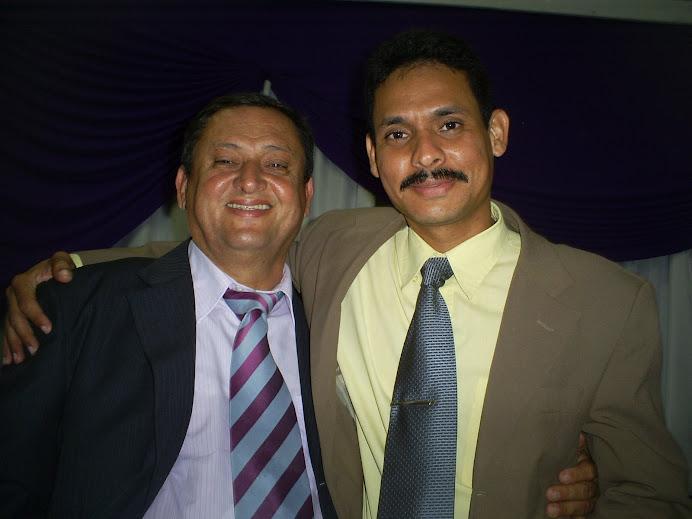 Pr. Djalma Salvador Bahia, Marcondes Pb.Ação Pastoral Palmeira dos Indios AL