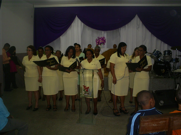 Maravilhas de Jesus Salvador Comissão Deus é Fiel