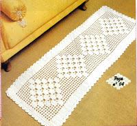 primeiros tapetes que eu fiz é bem fácil e simples de ser feito