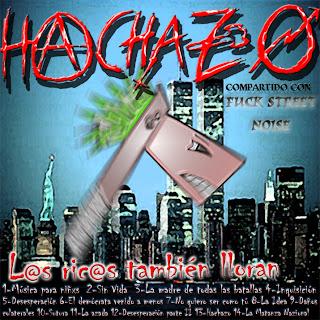 hachazo discografia