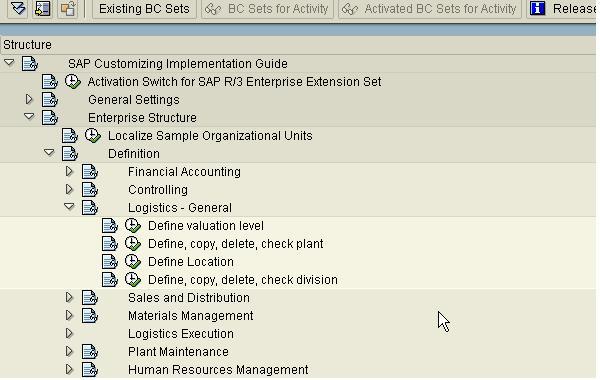 SAP MM Tutor: MM Enterprise Structure Configuration