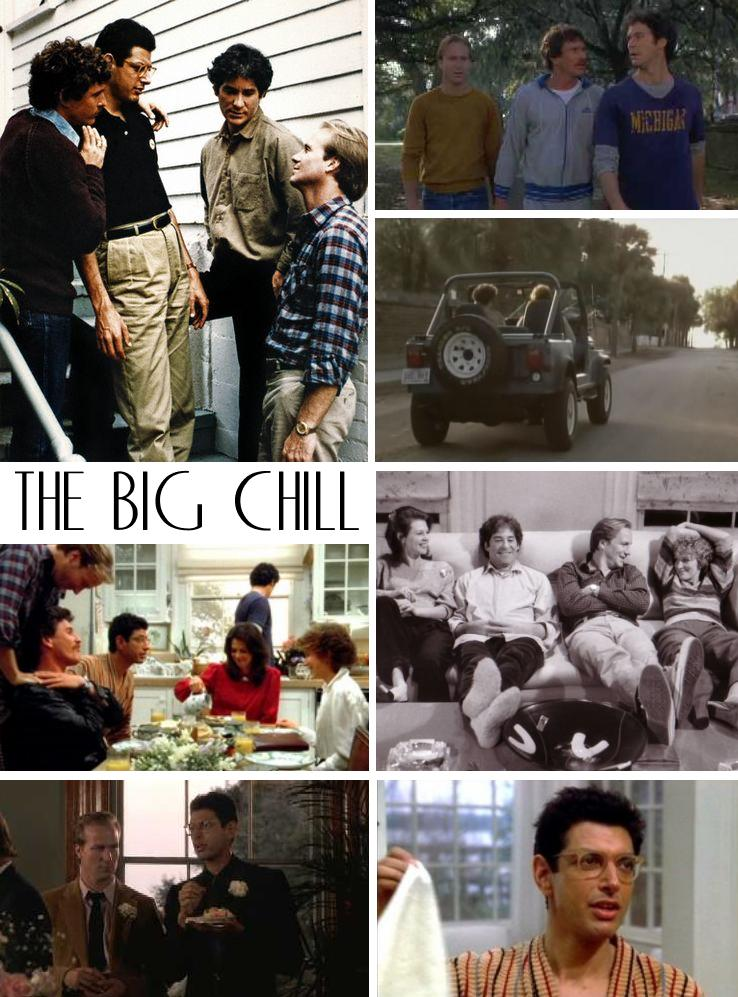 Discotheque Confusion: Cinema Style: The Big Chill
