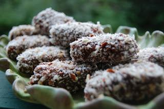 Resepi Biskut Snow Almond