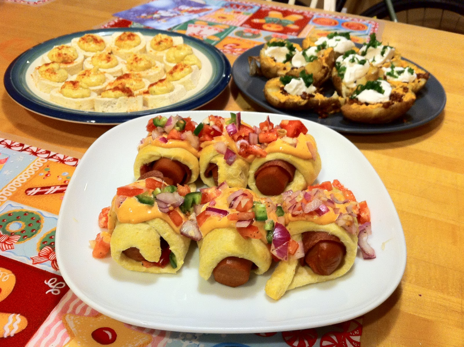 Mexican Finger Foods Recipes