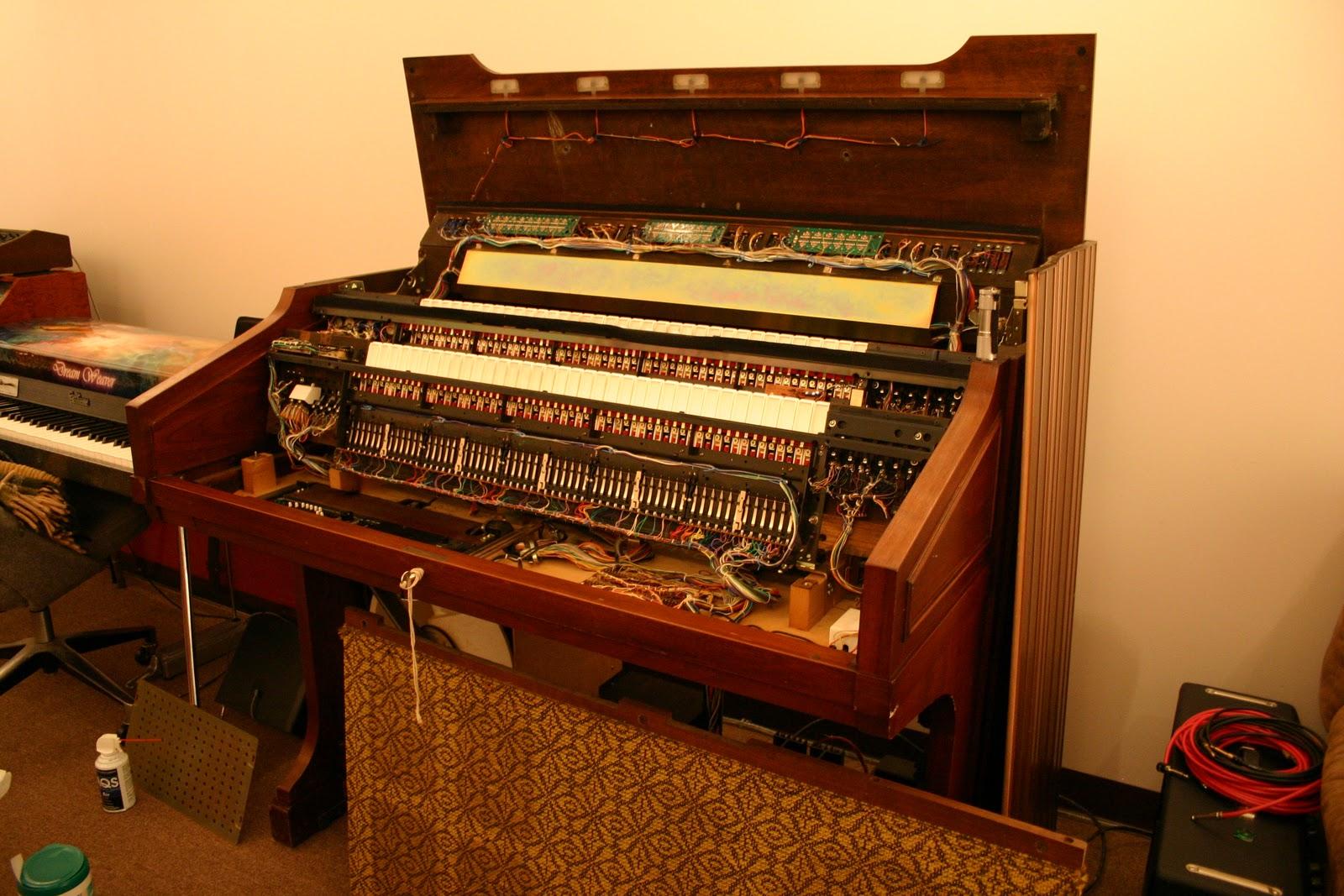 Arp solina string ensemble Manual