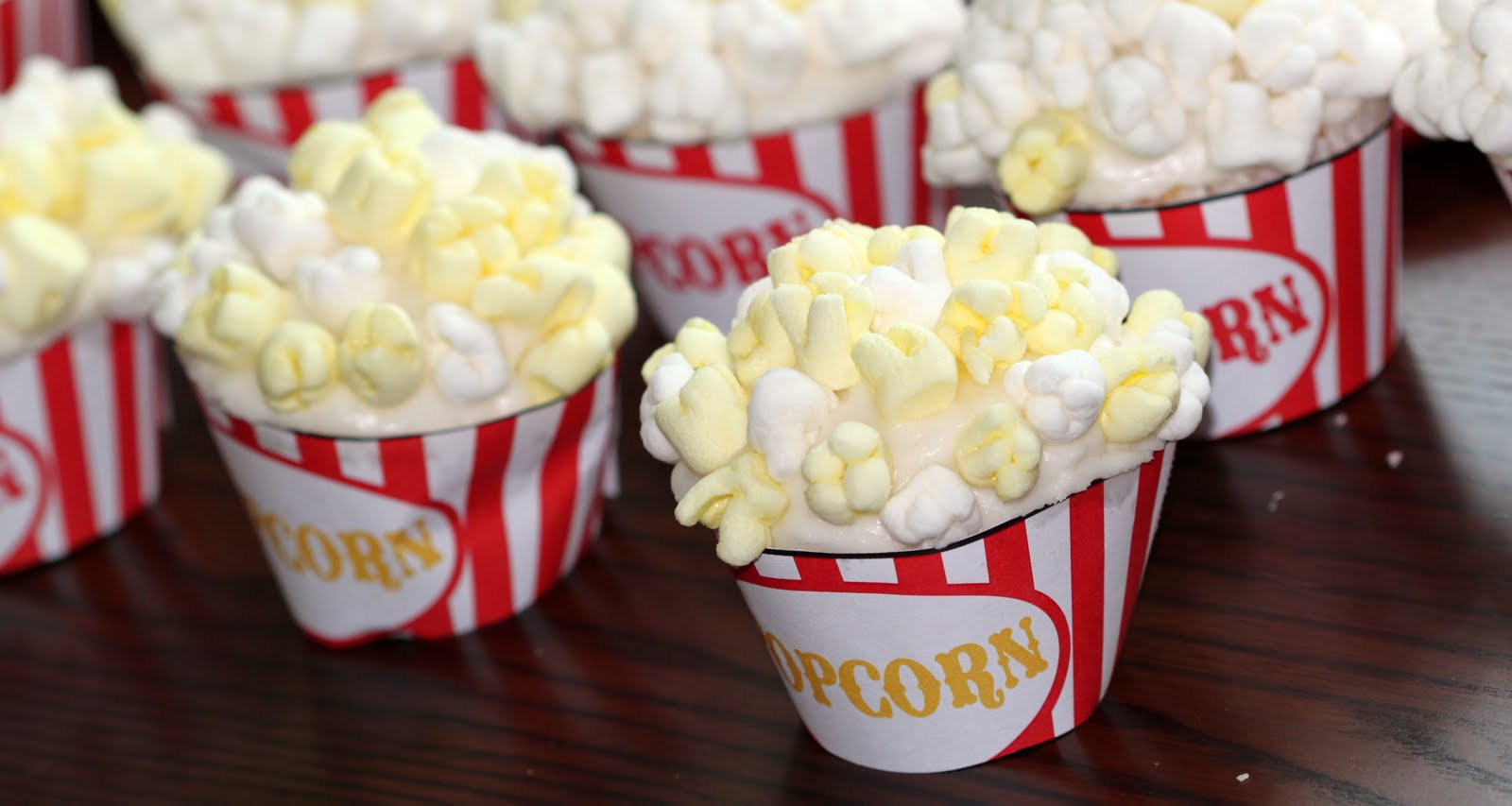 Popcorn Cakes Images