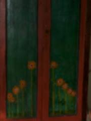 La puerta del jardin