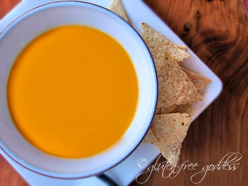 Butternut squash soup recipe with coconut milk