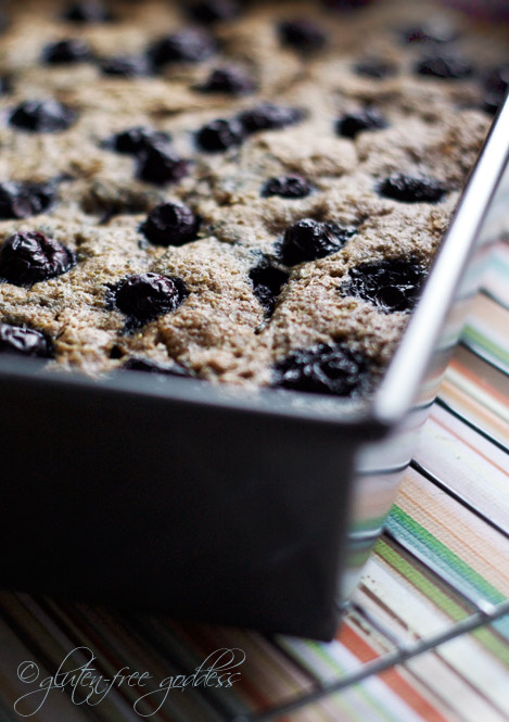 Gluten-Free Goddess Recipes: Quinoa Breakfast Bars with ...