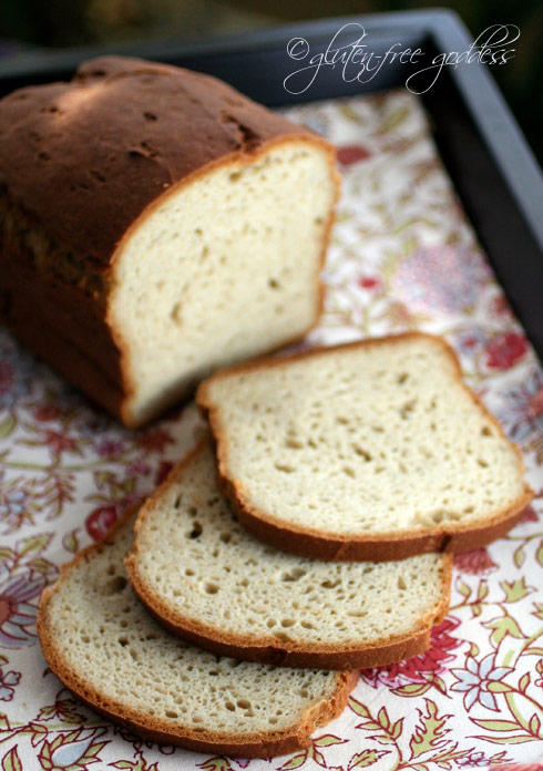 Easy bread recipe without milk