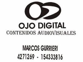 OJO DIGITAL  Contenidos Audiovisuales