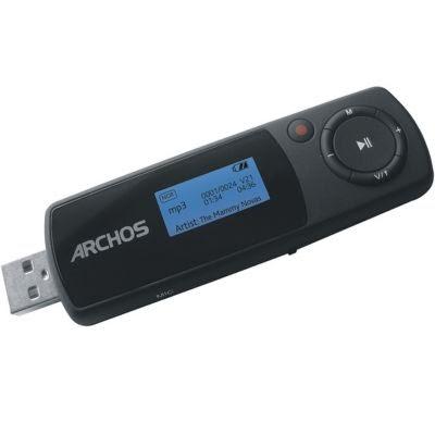 Akku's World Review Archos 4gb Pen Drive  Mp3 Player