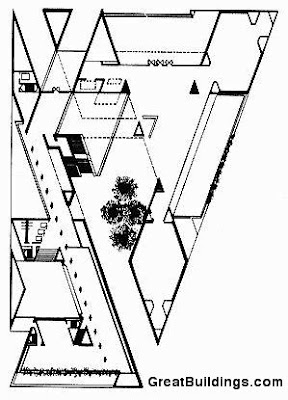 Badhon Maksud Arch 1201 2010 Project 3 Precedent Study