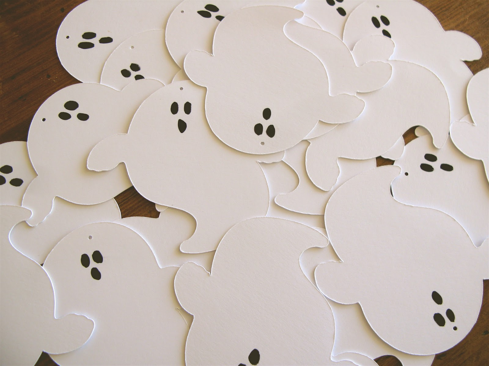 Finley And Oliver Paper Ghost Mobile