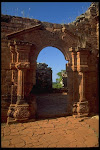 Ruinas en Misiones