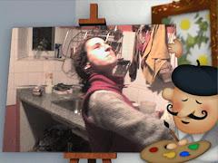 Victoria, viaja de polizón en el chinchorro