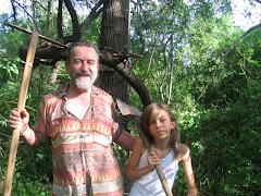 Ludmila y el Abuelo en la Isla de las Sirenas
