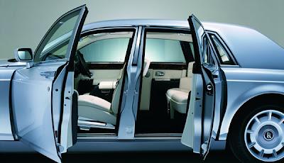 Rolls Royce Phantom Coach Doors