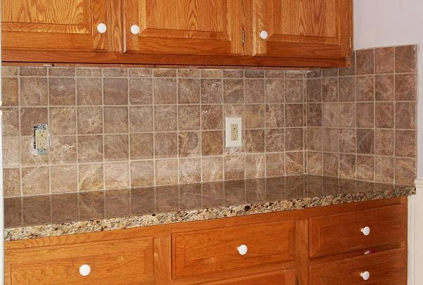 Ceramic Field Tile Kitchen