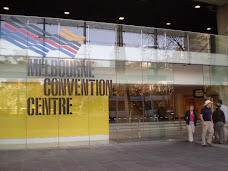 El centro de convenciones
