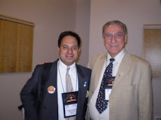 Con Leonel Gonçalvez de Brasil
