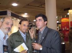 Roberto Imberti; Federico Petrera y Lucas Martinez