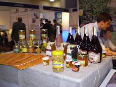Polonia presento una gran variedad de productos