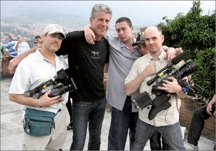 Colombia | Anthony Bourdain: No Reservations | Travel Channel