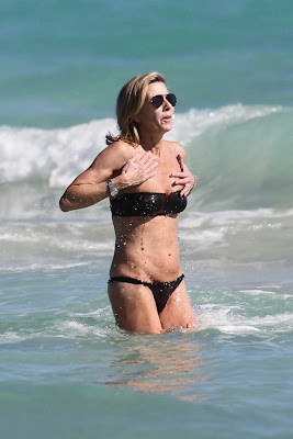 French Journalist Claire Chazal Wow Hollywood